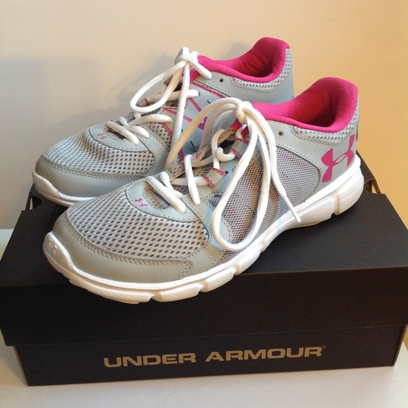cheaper c7599 533a8 SALE⬇️Was$49-Under Armour Ladies Thrill 2 Trainers